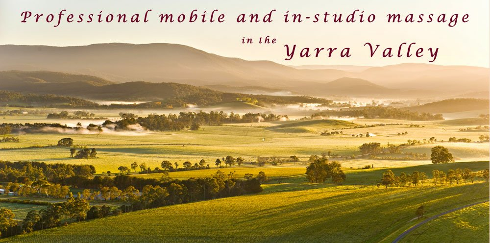 Yarra Valley Therapeutic and Relaxation Massage